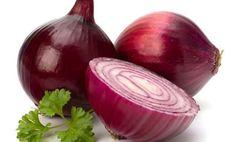 Comer Cebolla Roja: Mata las células cancerosas y protege el corazón. Algunas…