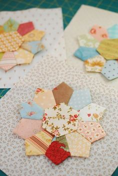The Pattern Basket: Sunnyside Up.  Wonderful blog full of nice tutorials.