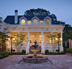 House plans southern plantation new orleans 65 trendy ideas – Dream House Plans Architecture, Southern Architecture, New Orleans Architecture, New Orleans Homes, New Homes, New Orleans Decor, Southern House Plans, Southern Style Homes, Southern Charm Decor