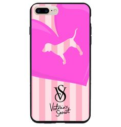03865b94949a Hot Rare Victoria s Secret Cute Pink Print on Hard Case For iPhone 6 6s 6s+