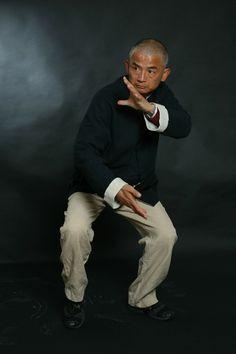 taijiquan, master Wang Zhi Xiang