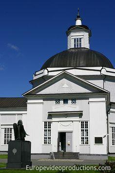 Kirche in Lapua in Westfinnland