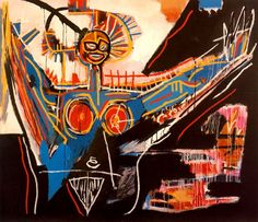 Madre - Jean Michel Basquiat