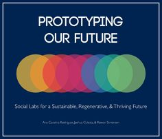 Prototyping our future  Prototyping Our Future: Social Labs For A Sustainable, Regenerative, & Thriving Future  This guidebook explores how Social Labs can be designed in order to catalyze systemic innovation while contributing to socio-ecological sustainability, and providing forums for collaboration, collective impact, capacity building, and the emergence of systemic solutions to complex challenges. This research takes a pulse of practices and trends in the fields of sustainability…