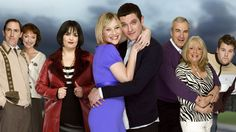"Best show ever...Gavin and Stacey. ""What's occurin'?"" #wales #cymru"