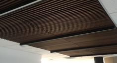 ecoustic® Timber Ceiling Blade