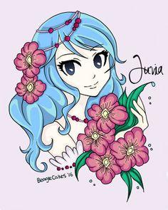 Fairy Tail-Juvia Locĸser by Yuumikki on DeviantArt