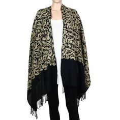 Amazon.com: Accessories for Women Clothing Asian Embroidered Shawls and Wraps: Clothing