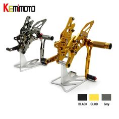 98.24$  Watch here - http://alily1.shopchina.info/go.php?t=32666272688 - KEMiMOTO R25 R3 MT-25 MT-03 CNC Footrest Adjustable Rearset Rear Set  Foot Pegs For Yamaha YZF R25 R3 MT25 MT03 MT03 2014-2016  #aliexpresschina