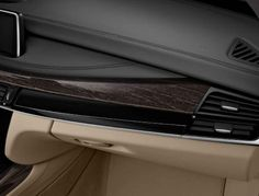 The new multi-layer dash design of the 2014 BMW Bmw X5 2014, Bmw X5 M Sport, Interior, Car, Design, Automobile, Design Interiors, Vehicles, Interiors