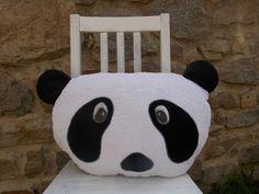 polštář panda