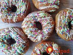 Doughnut, Fit, Desserts, Tailgate Desserts, Deserts, Shape, Postres, Dessert, Plated Desserts
