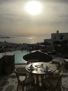 Vencia Hotel Mykonos!