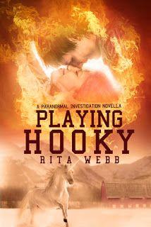Playing Hooky by Rita Webb — NA Paranormal Romance   Novella