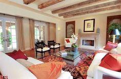 Living Room, Dennis Quaid