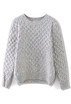 Fair Isle Classic Knit Sweater - Sweaters - Tops - Retro, Indie and Unique Fashion