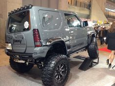 Suzuki Jimny Off Road, Jimny Suzuki, Jimny 4x4, Jimny Sierra, Kei Car, Van Accessories, Jeep Suv, Suv Trucks, Custom Jeep