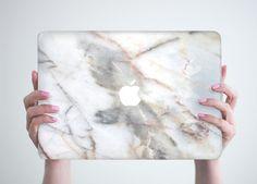 Style Marble Macbook Pro Hard Case Pro Retina by RealDesignRocks