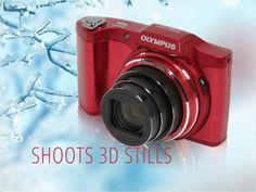 #OLYMPUS Stylus SZ-14 V102080RU000 Red 14 MP 24X Optical Zoom #Digital Camera  #NeweggFlash #Flashsale http://www.neweggflash.com/