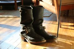 White's boots nomad black cxl.  pic by SuFU user erk