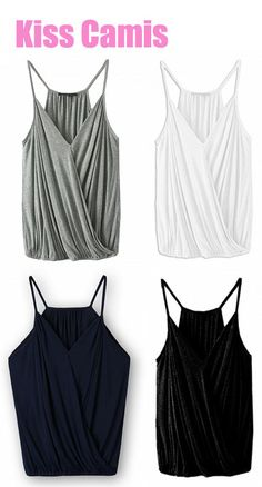 Find your favorite color  cami in choies.com