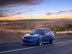 View Subaru Impreza WRX STI Tuning Car HD Wallpaper