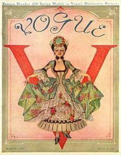 Vogue USA cover  - November 1911