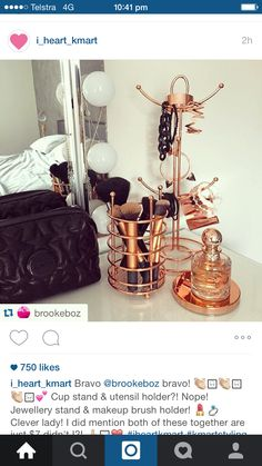Kmart Kitchrn Copper Hack I heart Kmart Instagram