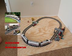 lepin 02010 High speed Passenger Train Remote control train model Building Blocks Bricks Kits Toys Compatible legoe city technic-in Blocks from Toys & Hobbies on Aliexpress.com | Alibaba Group