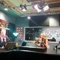 Thanks for having me @businessrockstars x