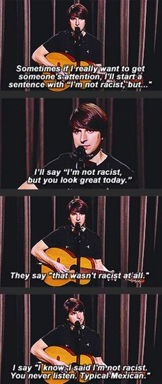 """""""I'm not racist, but..."""" // funny pictures - funny photos - funny images - funny pics - funny quotes - #lol #humor #funnypictures"""