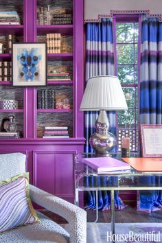 18 Purple Rooms That Prove Lilac\u0027s The New Millennial Pink & 76 best COLOR | Purple images on Pinterest in 2018 | Colors Bed ...