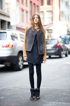 nyc winter style - Google Search
