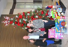 Thank you to Huawei Technologies Co., Ltd for their contribution to this year's Adopt an Angel!