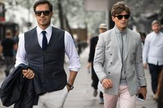 The Best Street Style From London Men's Collections S/S 2017