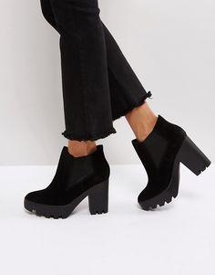 2ec250fc378ec7 Discover Fashion Online Black Chelsea Boots