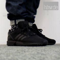 """adidas ZX Flux """"Black Elements Pack"""" at hhv.de"""