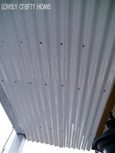Under deck roofing. How to and tips.