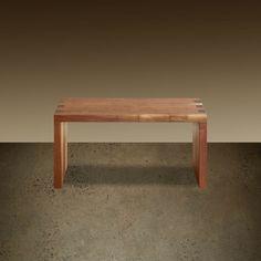 mesa banco madera natural