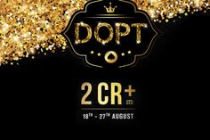 DOPT 2 Crore GTD Tourney At Adda52 http://www.pokerindia.com/dopt-2-crore-gtd-tourney-at-adda52.html