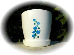 Decorated flower pots, Podgorica plastika, Crna Gora, Montenegro https://www.facebook.com/pages/Flower-pots-art/453541554723102