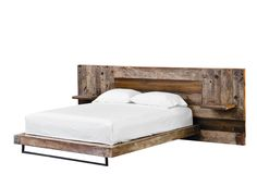 One Kings Lane - Headboards & Beds - Kennedy Bed, Queen