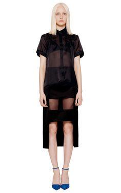 Shop Window Panel Skirt by Karla Špetic for Preorder on Moda Operandi AU 8