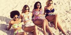 """Because there's no such thing as a """"perfect bikini body."""""""