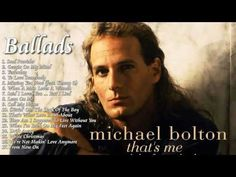 Ballads(Full Album) - Michael Bolton