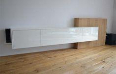 Tv meubel met elektrische tv lift  mdenhertog.nl