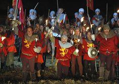 LIVE MUSIC EVENTS. The Battle of Castillon
