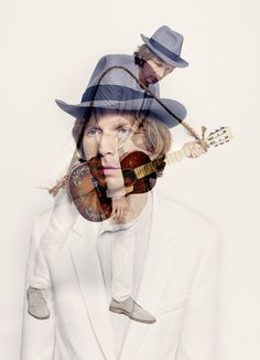 Beck. Photo by Peter Hapak