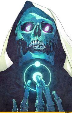 48 Ideas for wallpaper dark skull fantasy Art And Illustration, Fantasy Kunst, Fantasy Art, Arte Obscura, Image Manga, Inspiration Art, Arte Horror, Dope Art, Art Design
