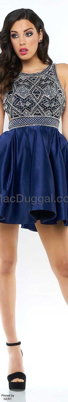 Mac Duggal Prom Dress 2017-Midnight